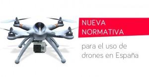 Ley Drones y Normativa en España