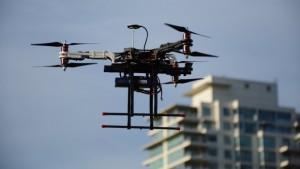 drones aesa